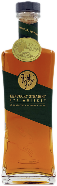 Rabbit Hole Kentucky Straight Rye Whiskey Old Town Tequila