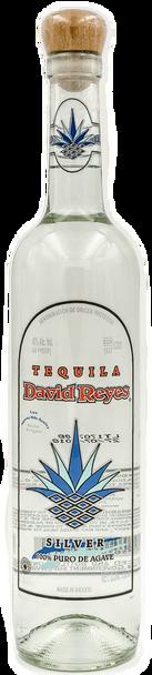 David Reyes Silver Tequila