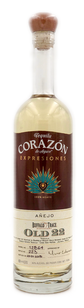 Corazón Buffalo Trace Old 22 Anejo Tequila