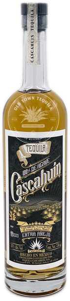 Cascahuín Extra Añejo Tequila 86 Proof