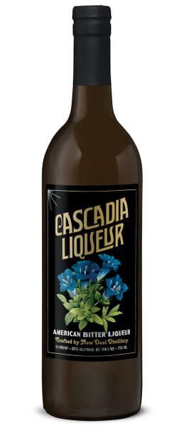 New Deal Cascadia American Bitter Liqueur