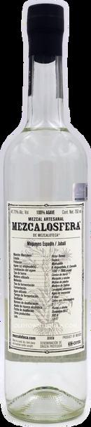 Mezcalosfera Espadin and Jabali