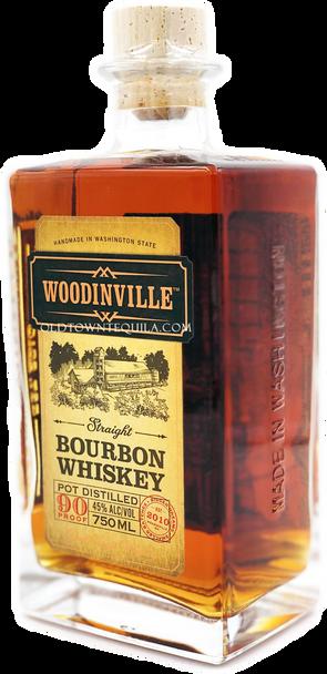 Woodinville Straight Bourbon Whiskey