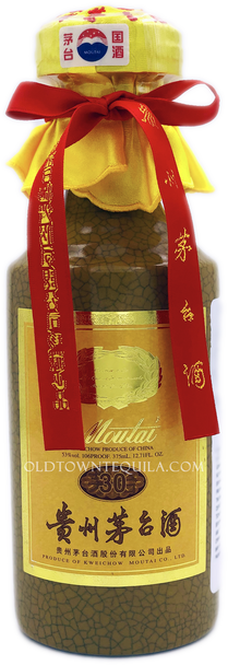 Kweichow Moutai 30 Year Baijiu 375 ml Bottle