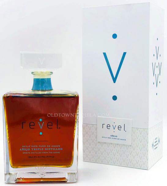 Revel Avila Anejo 96 proof with box