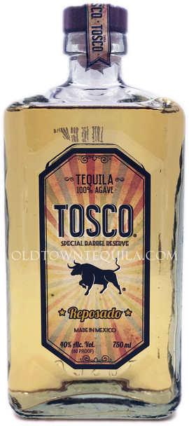 Tosco Reposado Tequila