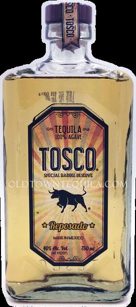 Tosco Reposado Tequila