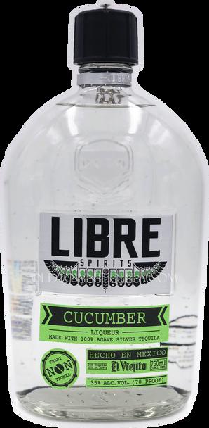 Libre Spirits Cucumber Liqueur 750ml