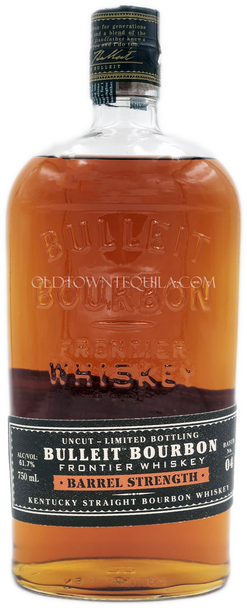 Bulleit Barrel Strength Kentucky Straight Bourbon Whiskey