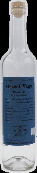 Mezcal Vago Ensamble by Emigdio Jarquin Tobala and Madrecuixe Joven Mezcal