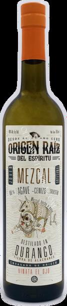Origen Raiz Cenizo Mezcal