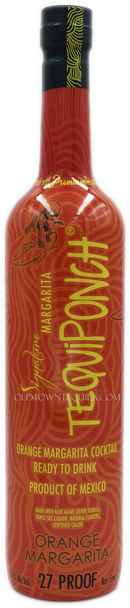 Tequiponch Orange Margarita Cocktail