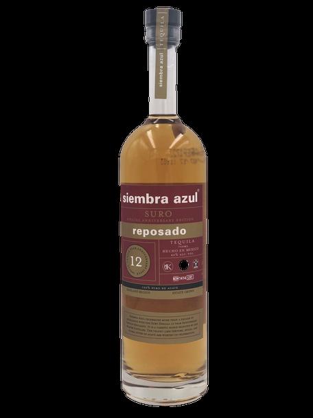 Siembra Azul 12 Anniversary Reposdo Tequila