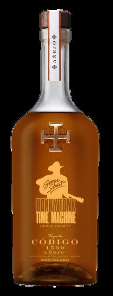Codigo 1530 Encore Edition George Strait Honky Tonky Time Machine Anejo Tequila