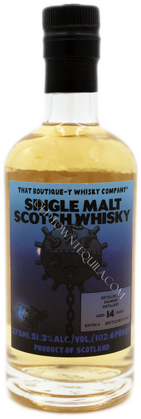 That Boutique-y Dalmore 14 Year Old Single Malt Scotch Whisky 375ml