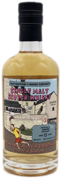 That Boutique-y Bowmore 15 Year Old Single Malt Scotch Whisky 375ml