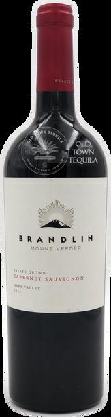 Brandlin Mount Veeder Estate Grown Cabernet Sauvignon Napa Valley 2014