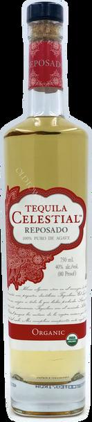 Celestial Reposado Organic Tequila