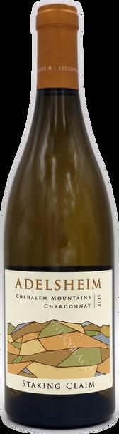 Adelsheim Vineyard Chehalem Mountains Staking Claim Chardonnay 2015