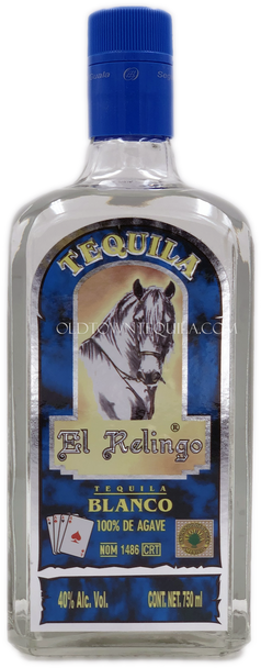 El Relingo Blanco Tequila