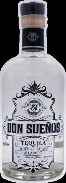 Don Sueños Blanco Tequila