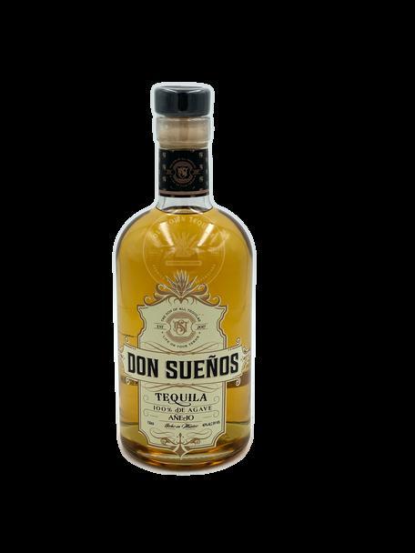 Don Sueños Anejo Tequila