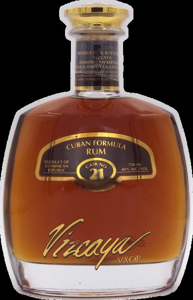 Vizcaya VXOP Cask 21 Rum