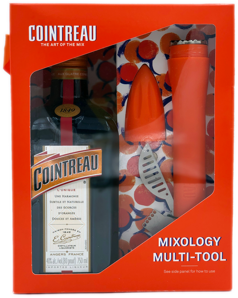 Cointreau Mixology Multi Tool Gift Set