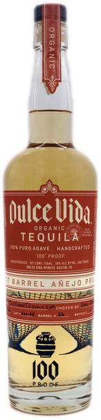 Dulce Vida Single Barrel Anejo OldTownTequila.com Edition Tequila