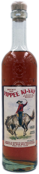 High West Yippee Ki-Yay Straight Rye Whiskey