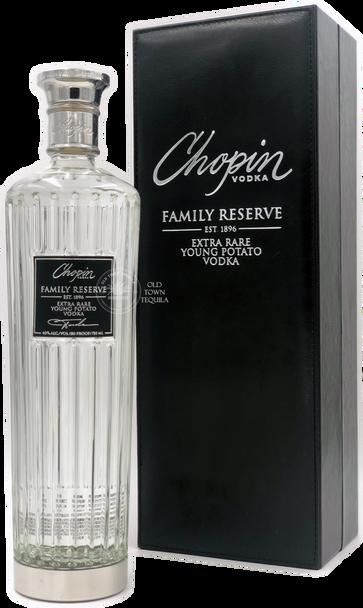Chopin Family Reserve Vodka
