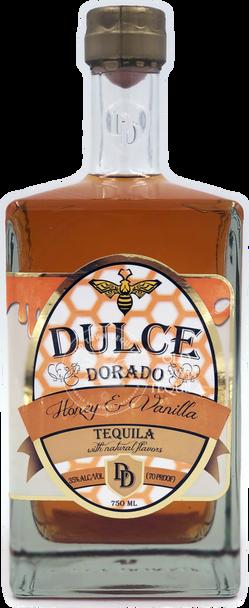 Dulce Dorado Honey and Vanilla Tequila 750ml