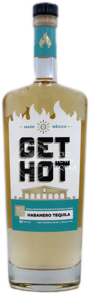 Get Hot Habanero Reposado Tequila 750ml