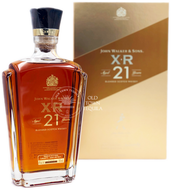John Walker & Sons XR 21 Scotch Whisky 750ml