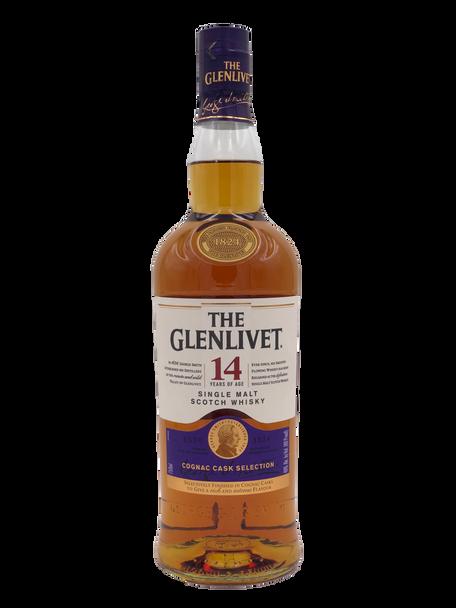 The Glenlivet 14 Years Single Malt Scotch Whisky