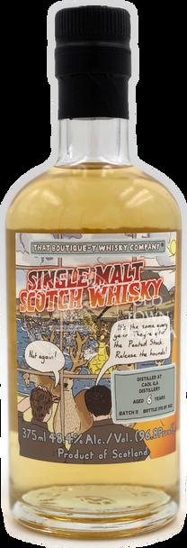 That Boutique-y Caol Ila 6 Years Old Single Malt Scotch Whisky 375ml