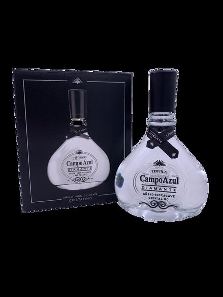 CampoAzul Diamante Anejo Cristalino Tequila