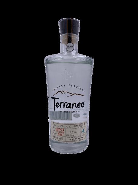 Terraneo Silver Premium Organic Tequila