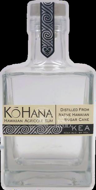 Ko Hana Kea Hawaiian Agricole Rum 375ml
