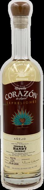 Corazón Thomas H. Handy Sazerac Anejo Tequila 750ml