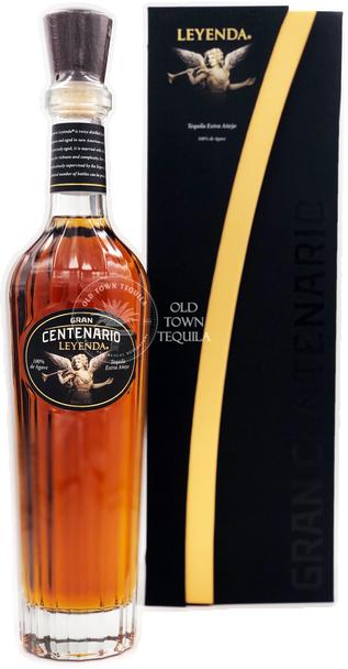 Gran Centenario Leyenda Extra Anejo Tequila 750ml (New Bottle)