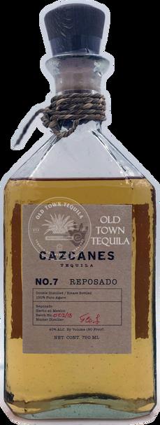 Cazcanes No. 7 Reposado Tequila 750ml
