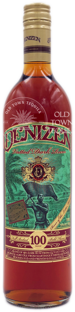 Denizen 100 Proof Vatted Dark Rum 750ml