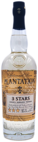 Plantation 3 Star Artisanal Rum 750ml