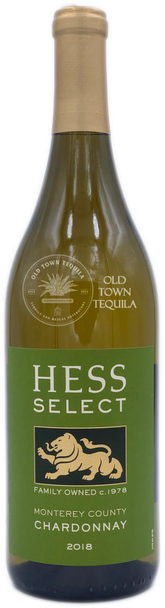 Hess Select Monterey County Chardonnay 2018