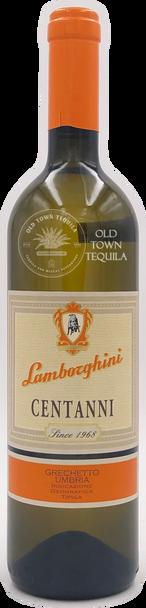 Lamborghini Centanni 2016 Grechetto Umbria Indicazione Geografica Tipica White Wine