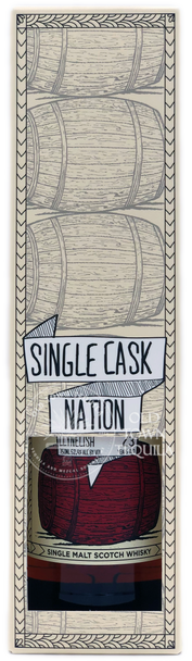 Single Cask Nation Clynelish 23 Years Old Single Malt Scotch Whisky 750ml
