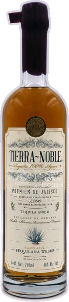 Tierra-Noble Anejo Tequila