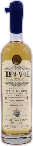 Tierra-Noble Reposado Tequila