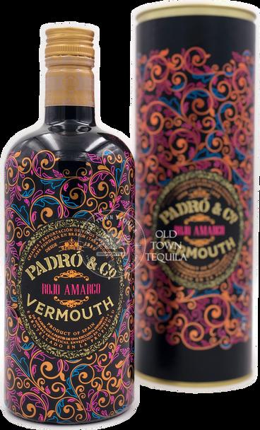 Vermouth Padro & Co. Rojo Amargo 750ml